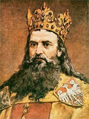 Jan Matejko - Casimir the Great