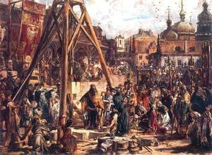 Jan Matejko - Occupation of Rus
