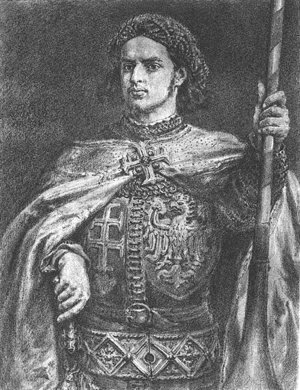 Jan Matejko - Wladyslaw of Varna