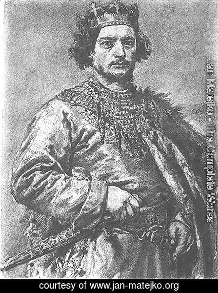 Jan Matejko - Boleslaw the Bold 2