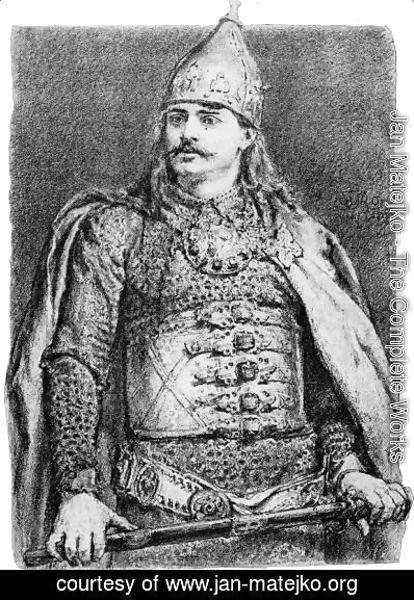 Boleslaw III of Poland (Boleslaw the Wry mouthed)