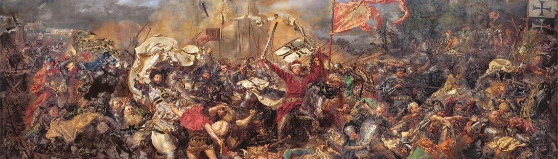 Jan Matejko - Battle of Grunwald