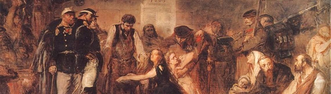 Jan Matejko - Year 1863 - Polonia
