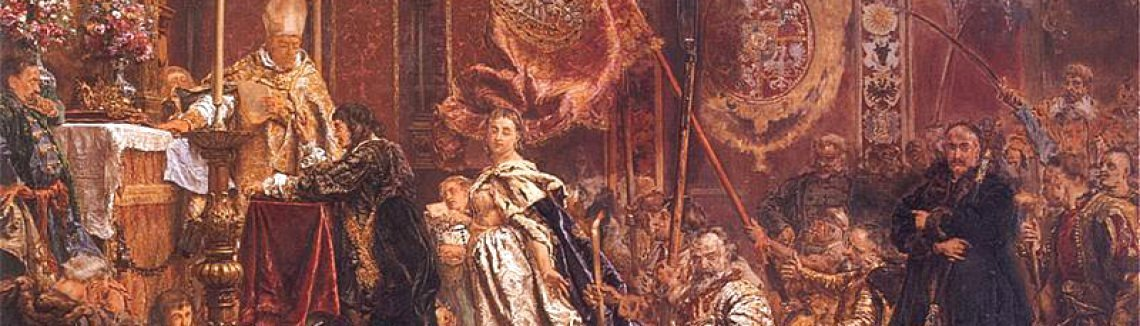 Jan Matejko - King John Casimir's Oath